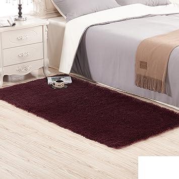 Letto comodino tappeti camera da letto Moquette semplice Tappeto ...