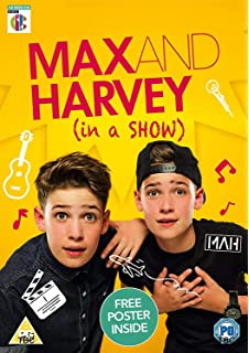 In a Book Max and Harvey