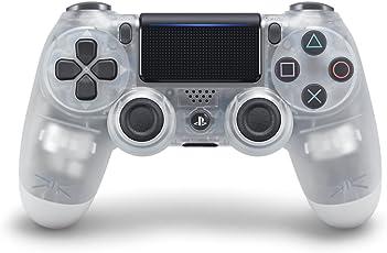Sony PS4 Dualshock Controller - Translucent Crystal V2