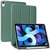 Migeec Funda para iPad Air 4 generación 10.9 (2020) - Verde