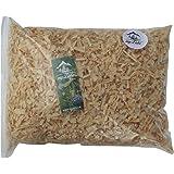 Zirbenspäne, Zirbenflocken 12 Liter , Zirbenkissen Füllung aus 100% Alpen Zirbenholz zum Nachfüllen