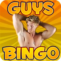 Hot Guys Bingo (Kindle Tablet Edition)