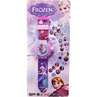 MJ Ragav Cartoon Chatcter Images Projector Watch, (Multicolour) Best Digital Toy Watch for Girls