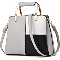 Sipobuy Donne Top Handle Bag Borse Con Lunga Tracolla Crossbody Messenger Bag Tote Satchel Per Le Signore Di Cuoio DELL…