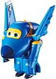 Auldeytoys YW710230 Super Wings Transforming Jerome Spielzeugfigur, blau