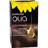 Garnier Olia 4.3 Goldiges Dark Brown - Pack de 1 unidad ...