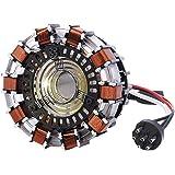 Arc Reactor Lamp, Faway Acryl Tony DIY Illuminant LED Flash Light Set/Arcylic Kit