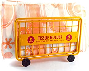 Ek Do Dhai Tissue Holder, Multicolour