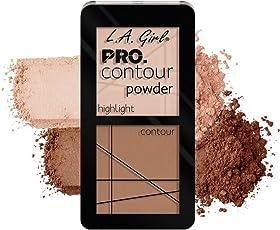 L.A Girl Deep Pro Contour Cream, Multicolor, 4.4g