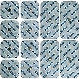 Stimpads Tens Elektroden Pads - Compex elektroden pads alternatief - Tens Pads - Single en Dual Snap lijm elektroden voor Ten