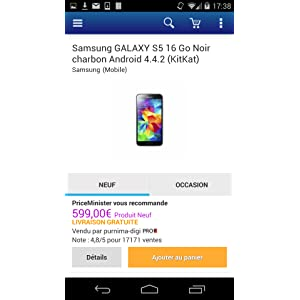 PriceministerAppstore Pour Android PriceministerAppstore Android Pour PriceministerAppstore 0wn8OvmN