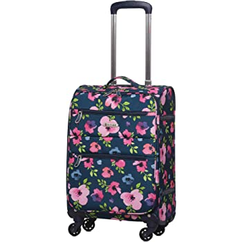 def59517b Karabar Lecce Set of 2 Ultra Lightweight Travel Super Light Check In Hold  Trolley Case Suitcase ...