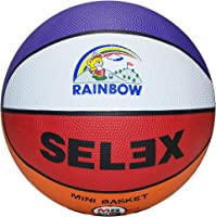 Selex RB-3 Rainbow 3 No Basketbol Topu