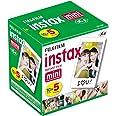 Fujifilm Instax Mini - Película fotográfica para Fujifilm Insta Mini