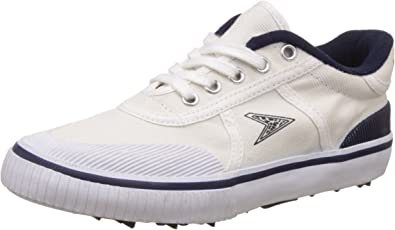 BATA Boy's Match White Sneakers - 7 Kids UK/India (25 EU) (8891043)