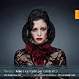 Vivaldi/Arie et Cantate per Contralto
