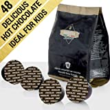 Barista Italiano - Chocolat | 48 Capsules Compatibles Dolce Gusto (Chocolat Chaud, 48 Capsules, 48 Portions)