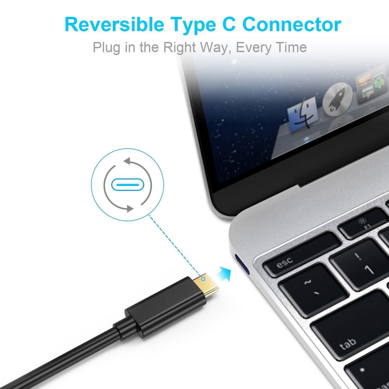 Rebajas Enero Cable Usb C A Hdmi 4k 30hz Choetech Cable