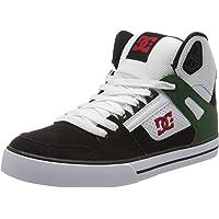 DC Shoes Pure High-Top WC, Scarpe da Skateboard Uomo