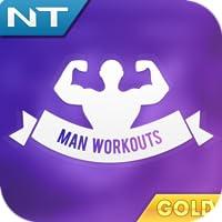 Man Workouts Gold