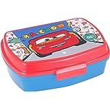   Cars -Disney   Sandwichera Para Niños Decorada - Fiambrera Infantil   Caja Para El Almuerzo Y Porta Merienda Para Colegio -