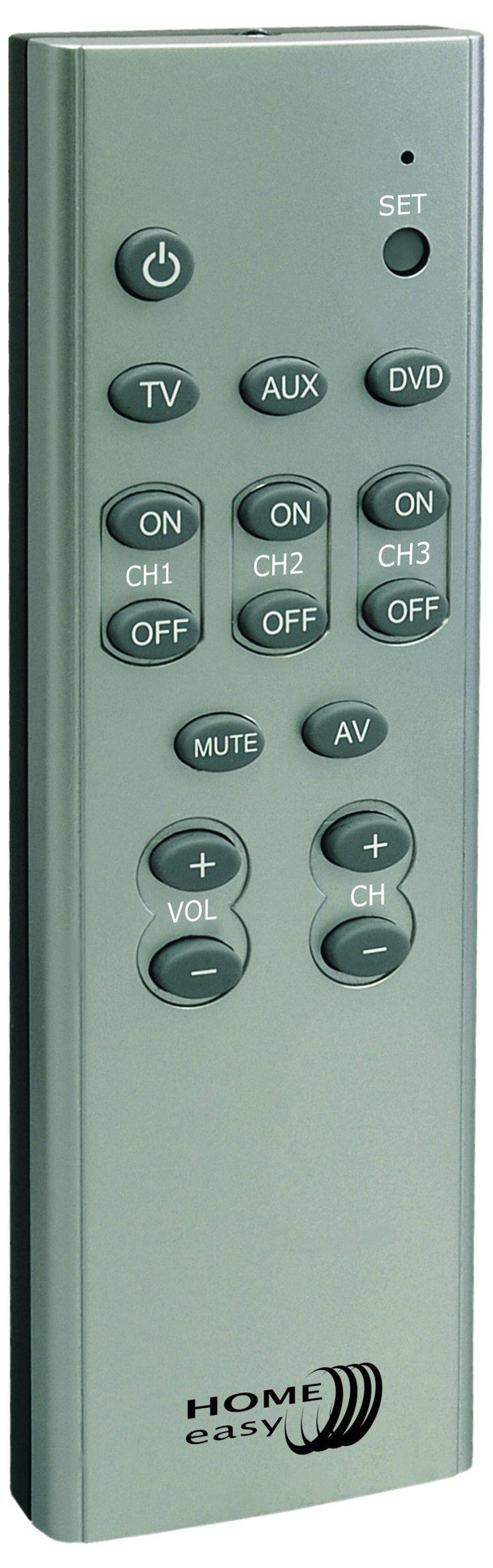 Home-Easy-HE845-Universalfernbedienung-mit-RF-Sender
