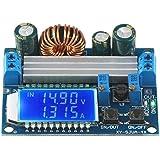 ARCELI Buck Boost Converter Display, Buck-Booster DC 5.5-30V 12v a DC 0.5-30V 5v 24v Voltaje Actual Constante Ajustable Paso