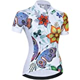 weimostar Ciclismo Jersey Mujeres Mountain Bike Jersey Camisas manga corta Road Bicicletas ropa MTB Tops verano ropa