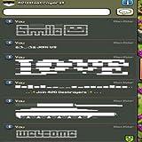 Clash text art