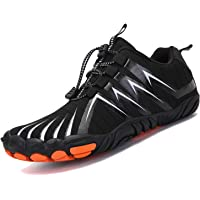 Unitysow Unisex Minimalist Wide Toe Trail Running Shoes Barefoot Shoes Mens Womens Outdoor Gym Trainers Sports Shoes…