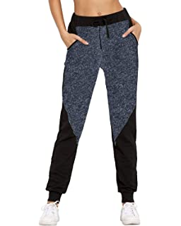 New Womens Ladies Skinny Jogging Tracksuit Bottoms Athletic Gym Joggers