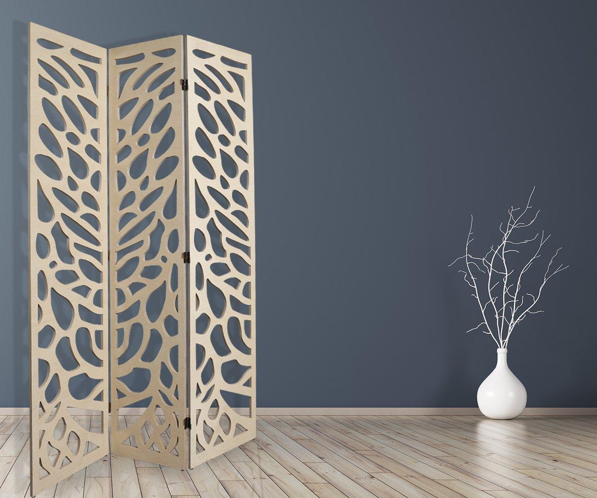feeby paravent int rieur paravent d co cloison de s paration art ajour paravent 3 panneaux. Black Bedroom Furniture Sets. Home Design Ideas