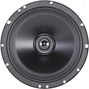 phoenix gold ti265ps 16 5 cm coaxial 2-way speaker system (100 w rms/max   200 w 4 ohm impedance/frequency: 50hz – 20khz)