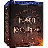 Le Hobbit et le Seigneur des Anneaux, Les Trilogies - Versions Longues - Coffret