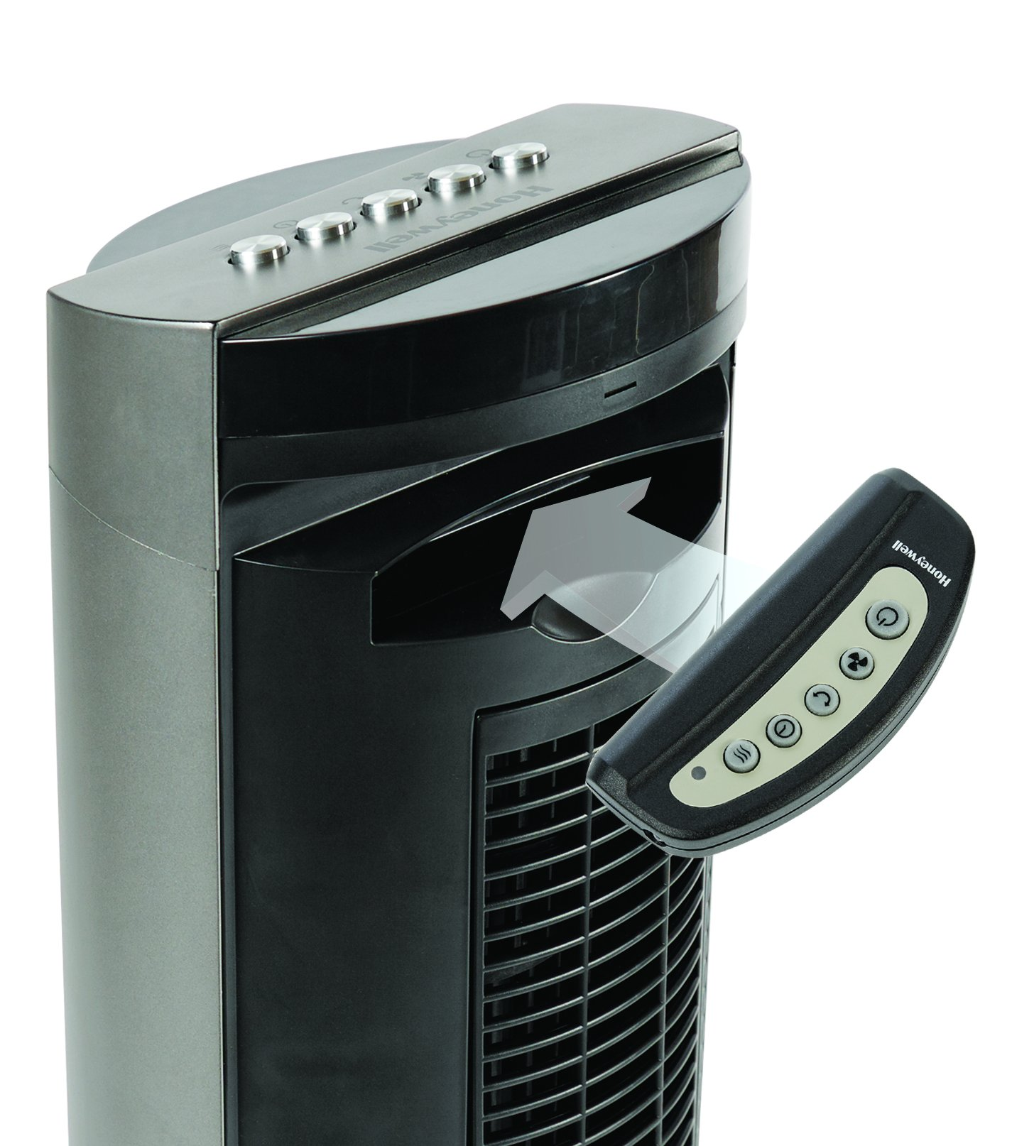 HONEYWELL PREMIUM TOWER FAN WITH REMOTE CONTROL