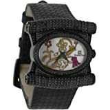 Christian Geen Analog Watch For Men - Leather, Black - 4200Gbrw-Wh