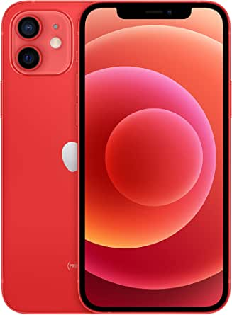 Neues Apple iPhone 12 (64GB) - (Product) RED