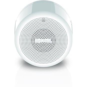 D-Link DCH-S220 Mydlink Home Sirena d'Allarme Wi-Fi Dotata di Presa Elettrica, Bianco