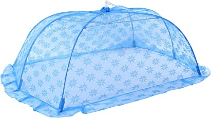 Ole Baby Foldable Compact Lightweight Breathable Jumbo Size Baby Tent, 0-2 Years (Blue)
