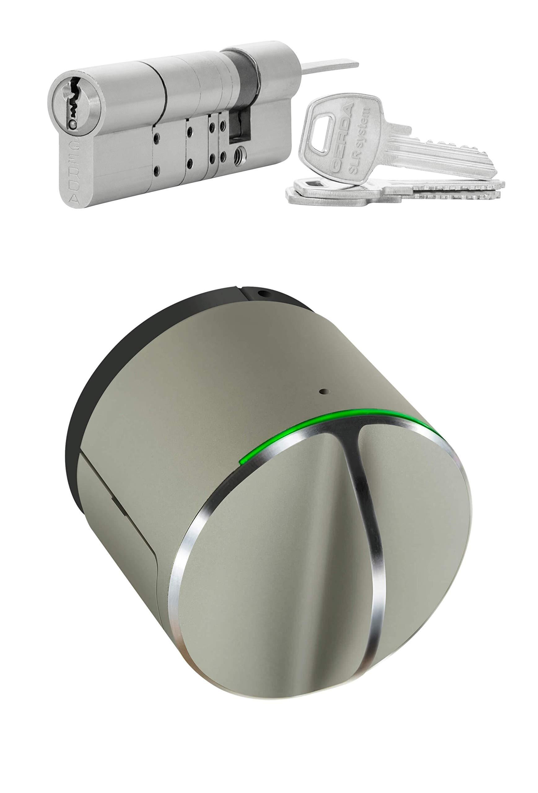Danalock V3 HomeKit Serrure Connectée + Cylindre de sécurité extensible