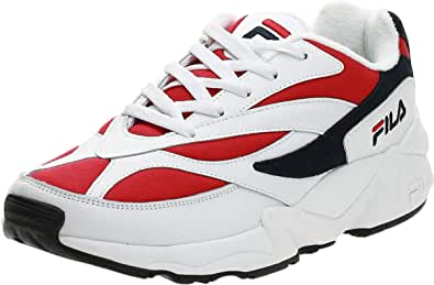 Fila Scarpa Uomo MOD. 1010255 White Navy Red