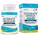 Última Omega, Junior, 500 mg, 90 geles suaves masticables - Naturals nórdicos