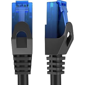 csl 15m cat 6 ethernet gigabit lan network cable rj45 10 100 rh amazon co uk