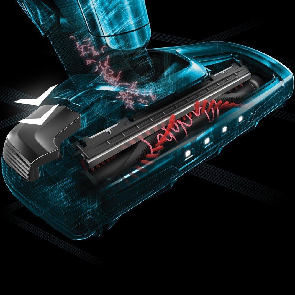 AEG CX8 Power Staubsauger Besen mit Lithium Batterie Turbopower Staubsauger 32,4 V Grau - 32,4 V [Energieklasse A…