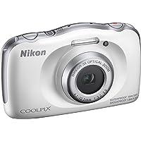"Nikon Coolpix W150 Fotocamera Digitale Compatta, 13.2 Megapixel, LCD 3"", Full HD, Impermeabile, Resistente agli Urti…"