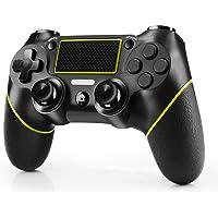 JAMSWALL Controller Compatible per PS4, Controller Wireless Gaming per PS4 Dual Vibration Turbo Gamepad Joystick per…