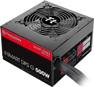 Thermaltake Smart Dps G 500watt 80plus Bronze Zertifiziert