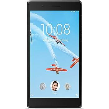 Lenovo Tab 7 Tablet (6.98 inch, 16GB, Wi-Fi + 4G LTE, Voice Calling) Black