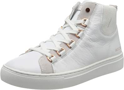 Skechers Side Street Core Set Hi 73581, Sneaker a Collo Alto