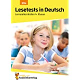 Lesetests in Deutsch - Lernzielkontrollen 4. Klasse: 294